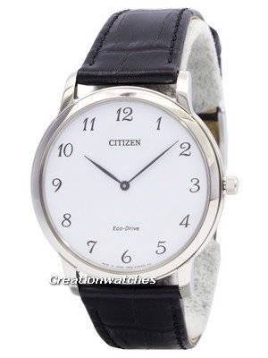 Citizen Eco-Drive Stiletto Super Thin AR1110-11B Men\'s Watch