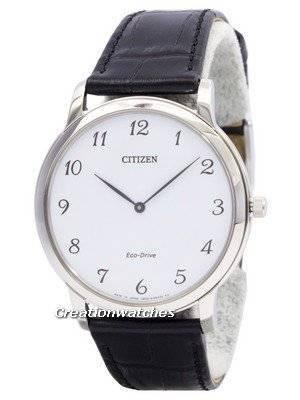 Citizen Eco-Drive Stiletto Super Thin AR1110-11B Men\'s Watch