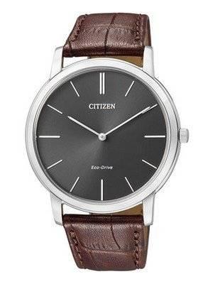 Citizen Eco-Drive Stilleto Super Thin AR1110-11H Mens Watch
