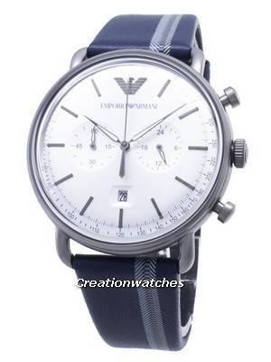 Emporio Armani Aviator AR11202 Tachymeter Quartz Men's Watch