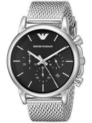 Emporio Armani Classic Chronograph Quartz AR1811 Men's Watch