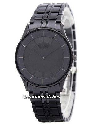Citizen Eco Drive Stilleto Super Thin AR3015-61E AR3015 Men's Watch