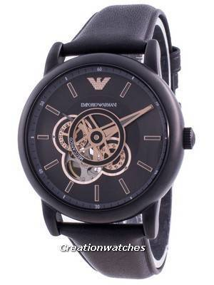 Emporio Armani Luigi Chronograph Open Heart Automatic AR60012 Men\'s Watch