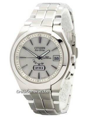 Citizen Eco Drive Radio Controlled AS6000-59A Men\'s Watch