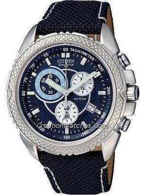 Citizen Gent's Eco Drive Chronograph Watch AT0608-13L