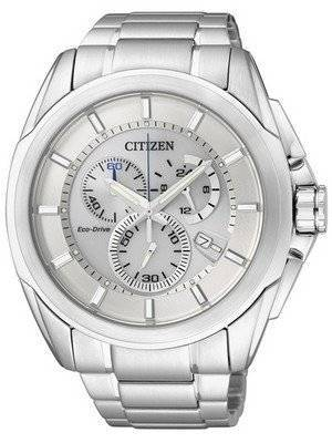 Citizen Eco-Drive Chronograph AT0821-59A AT0821 Men\'s Watch