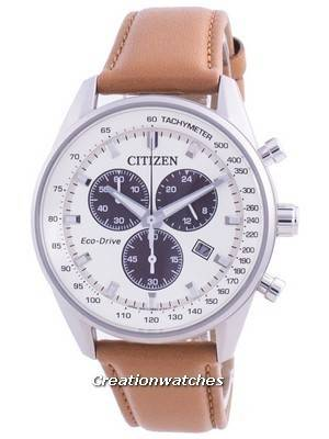 Citizen Collection Chronograph Eco-Drive AT2390-07A 100M Men\'s Watch