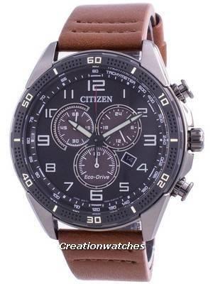 Citizen AR Eco-Drive Chronograph AT2447-01E 100M Men\'s Watch