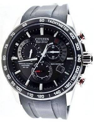 Citizen Atomic Perpetual Chronograph Sports AT4008-01E Mens Watch