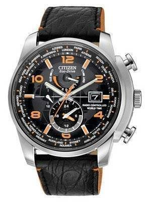 Citizen Eco-Drive Atomic World Time Limited Edition AT9010-28F