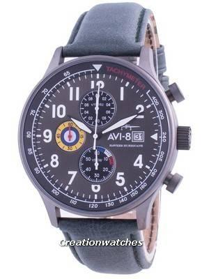 AVI-8 Hawker Hurricane Chronograph Quartz AV-4011-0D Relógio Masculino