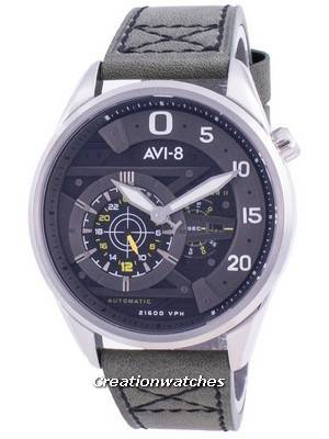 AVI-8 Hawker Harrier II Automatic AV-4070-01 Men\'s Watch