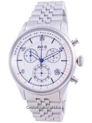 AVI-8 Flyboy Lafayette Chronograph Quartz AV-4076-11 Men\'s Watch