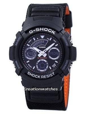 Casio G-Shock Analog Digital AW-591MS-1A Men's Watch