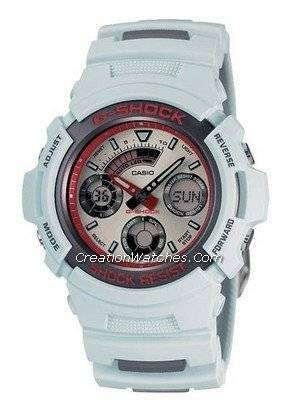 Casio G-Shock AnaLog Digital AW591TM-8A AW591TM-8 AW591TM