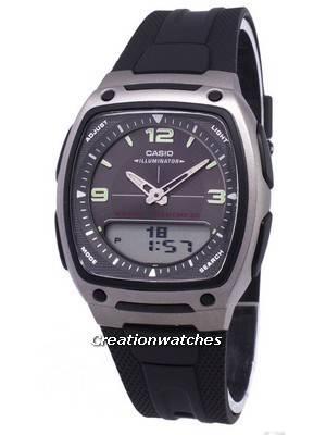 Casio Analog Digital Telememo Illuminator AW-81-1A1VDF AW81-1A1VDF Men's Watch