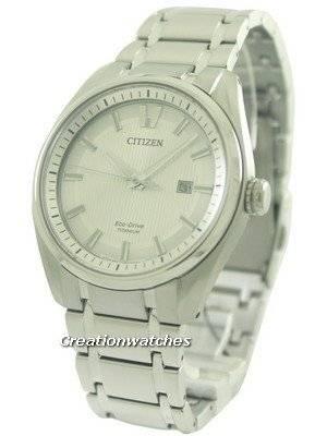Citizen Eco-Drive Titanium AW1240-57A Men's Watch