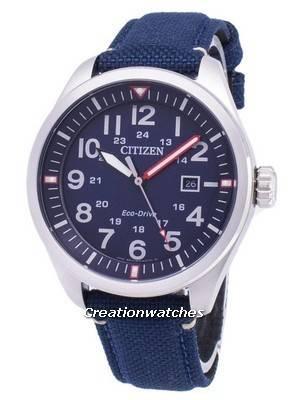 Citizen Eco-Drive Analog AW5000-16L Men's Watch