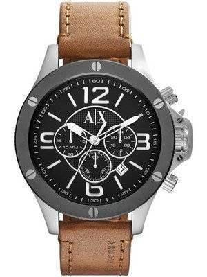 Armani Exchange Chronograph Black Dial AX1509 Men\'s Watch
