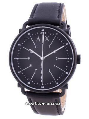 Armani Exchange Rocco Black Dial Quartz AX2903 Men\'s Watch