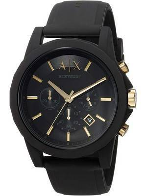 Armani Exchange AX7105 - Relógio de homem em quartzo com cronógrafo