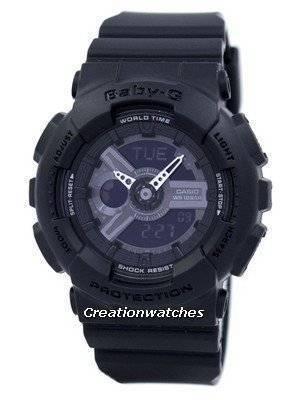 Casio Baby-G World Time BA-110BC-1A BA110BC-1A Women's Watch