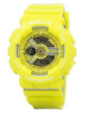 Casio BABY-G Analog Digital BA-110BC-9A BA110BC-9A Ladies Watch