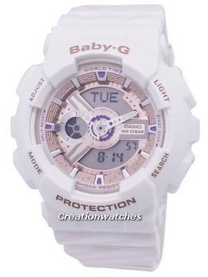 Casio Baby-G resistente a choques Hora Mundial BA-110CH-7A BA110CH-7A Assista