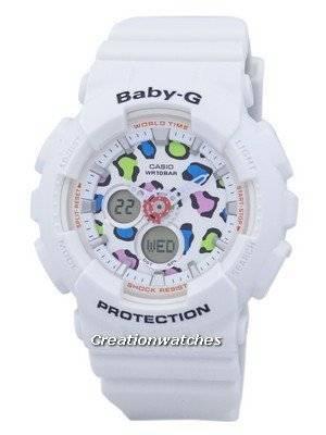 Casio Baby-G Analog Digital BA-120LP-7A1 BA120LP-7A1 Women's Watch