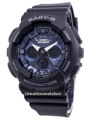 Casio BABY-G BA-130-1A2 Shock Resistant Quartz Women's Watch