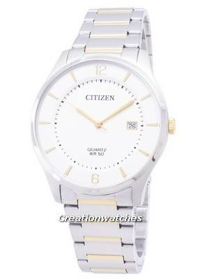 Citizen Quartz BD0048-80A Analog Men's Watch