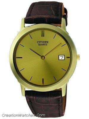 Citizen  Dress  BD3022-01P