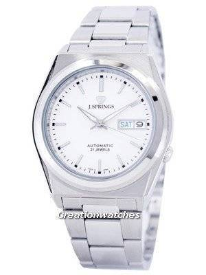 J.Springs by Seiko Automatic 21 Jewels Japan Made BEB501 Men's Watch