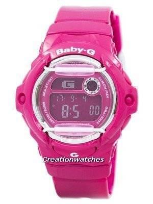 Casio Baby-G Pink World Time BG-169R-4B BG169R-4B Women's Watch