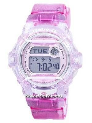 Casio Baby-G Alarm World Time BG-169R-4D BG169R-4D Ladies Watch