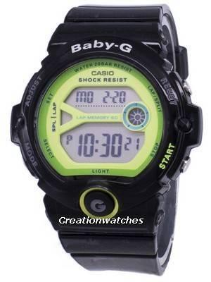Casio Baby-G For Running Series Shock Resistant BG-6903-1B BG6903-1B Women's Watch