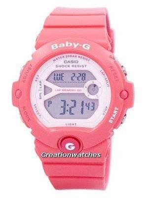Casio Baby-G Dual Time Lap Memory BG-6903-4 BG6903-4 Women's Watch