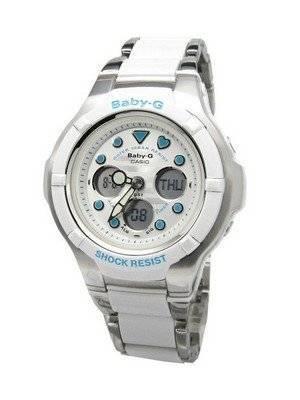 Casio Baby-G Analog-Digital BGA-123-7A1DR Womens Watch