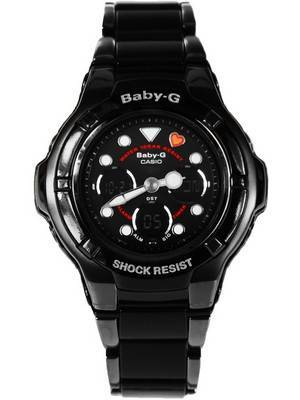 Casio Baby-G BGA-124-1ADR BGA124-1ADR Women's Watch