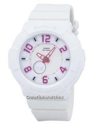 Casio Baby-G Neon Illuminator BGA-133-7BDR BGA133-7BDR Women's Watch