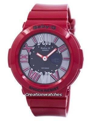 Casio Baby-G Analog-Digital BGA-160-4BDR BGA160-4BDR Women\'s Watch