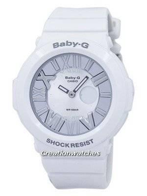 Casio Baby-G Ana-Digi Neon Illuminator BGA-160-7B1 BGA160-7B1 Women's Watch