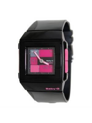 Casio Baby-G CASKET Analog-Digital BGA-200-1E BGA200 Watch