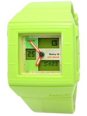 Casio Baby-G Analog-Digital BGA-200-3E Womens Watch