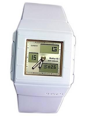 Casio Baby-G Analog-Digital BGA-200-7E4 Womens Watch