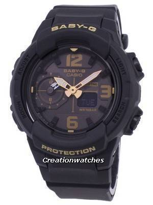 Casio Baby-G Analog Digital World Time BGA-230-1B BGA230-1B Women's Watch
