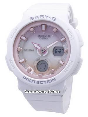 Casio Baby-G BGA-250-7A2 BGA250-7A2 Shock Resistant Women's Watch