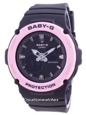 Casio Baby-G World Time Quartz BGA-270-1A BGA270-1A 100M Women\'s Watch
