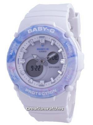 Casio Baby-G World Time Quartz BGA-270M-7A BGA270M-7A 100M Women\'s Watch