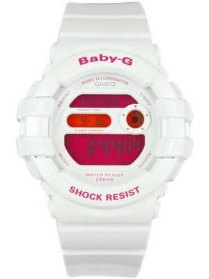 Casio Baby-G Dual Illuminator BGD-140-7B Womens Watch